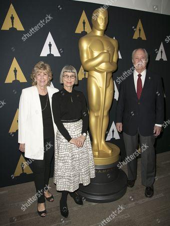 Kathryn L. Blondell, Lois Burwell, Leonard Engelman.