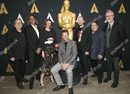 Alessandro Bertolazzi, Giorgio Gregorini, Eva von Bahr, Joel Harlow, Love Larson, Richard Alonzo, Christopher Nelson