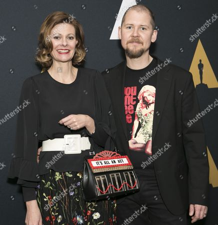 Editorial image of Academy Awards Makeup and Hairstyling nominees reception, Los Angeles, USA - 25 Feb 2017
