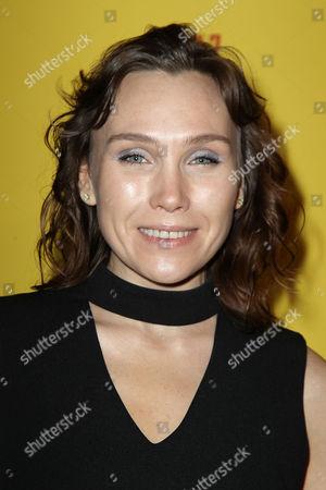 Stock Photo of Darya Ekamasova