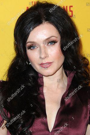 Stock Picture of Irina Dvorovenko