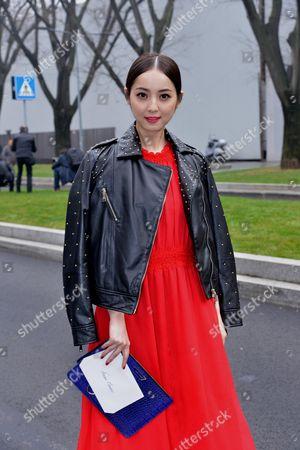 Stock Photo of Nozomi Sasaki