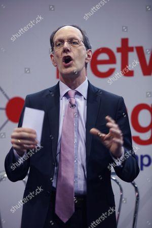 John Cridland CBE, Chairman, Transport for the North Presentation