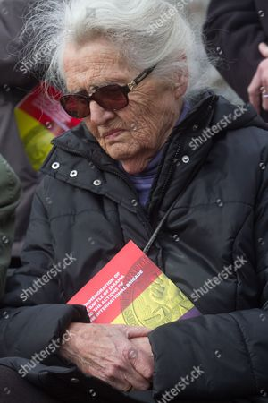 Editorial photo of International Brigade Spanish Civil War Commemoration, London, UK - 26 Feb 2017
