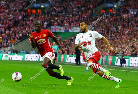 Editorial image of Football - EFL Cup 2016/17 Final Manchester United v Southampton Wembley Stadium, Wembley, London, United Kingdom - 26 Feb 2017