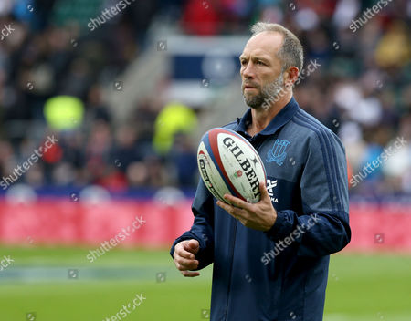 Brendan Venter the Italy assistant coach
