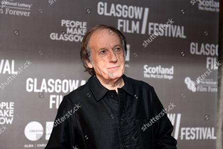 Stock Image of Robert Mullan - director