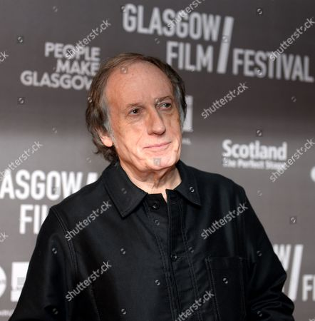 Editorial photo of 'Mad To Be Normal' photocall, Glasgow Film Festival, Scotland - 26 Feb 2017