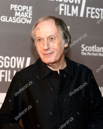 Editorial picture of 'Mad To Be Normal' photocall, Glasgow Film Festival, Scotland - 26 Feb 2017