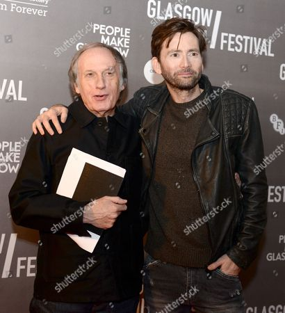 Editorial image of 'Mad To Be Normal' photocall, Glasgow Film Festival, Scotland - 26 Feb 2017