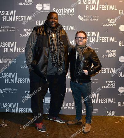 Editorial picture of 'Halfway' film premiere, Glasgow Film Festival, Scotland - 23 Feb 2017
