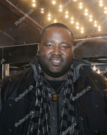 Stock Photo of Quinton Aaron
