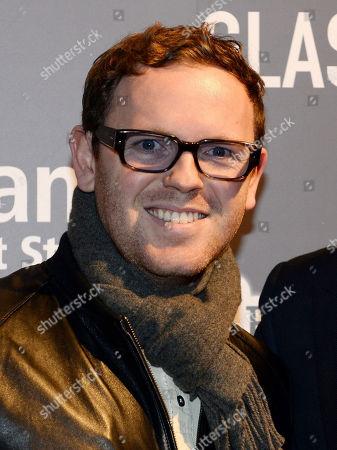 Stock Image of Jonny Paterson - producer