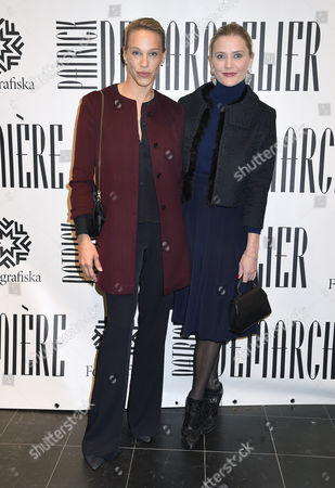 Editorial photo of Patrick Demarchelier 'Lumiere' exhibition opening, Stockholm, Sweden - 23 Feb 2017