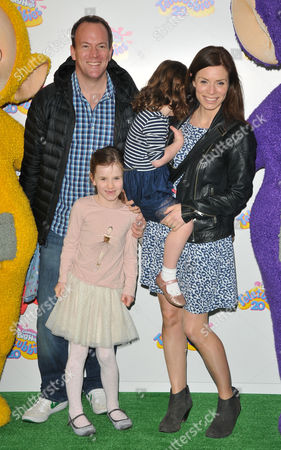 Ben Hull, Anna Acton & children