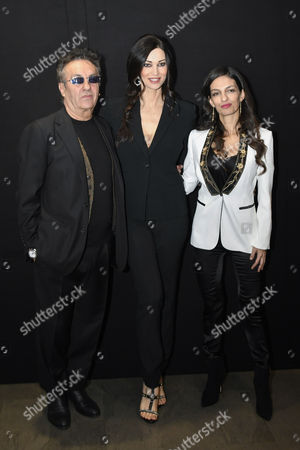 Saverio Moschillo, Manuela Arcuri, Alessandra Moschillo