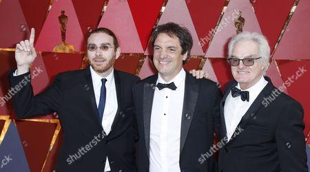Bernard Gariepy Strobl and Sylvain Bellemare