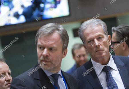 Reinhold Mitterlehner and Thomas Oberreiter