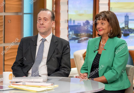 Editorial image of 'Good Morning Britain' TV show, London, UK - 27 Feb 2017