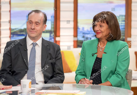 Editorial picture of 'Good Morning Britain' TV show, London, UK - 27 Feb 2017