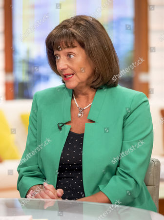 Stock Picture of Baroness Ros Altmann