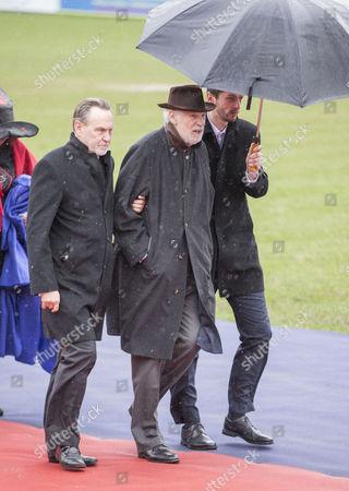 Editorial photo of Funeral of Alan Simpson, London, UK - 27 Feb 2017