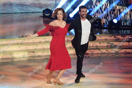 Editorial image of 'Ballando con le stelle' TV show, Rome, Italy - 27 Feb 2017