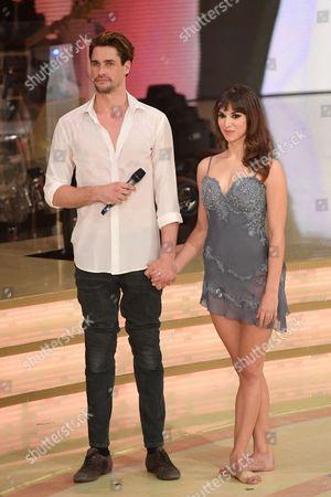 Editorial image of 'Ballando con le stelle' TV show, Rome, Italy - 27 Feb 2017