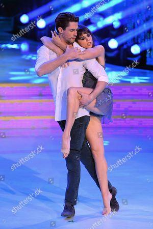 Christopher Leoni with Ekaterina Vaganova