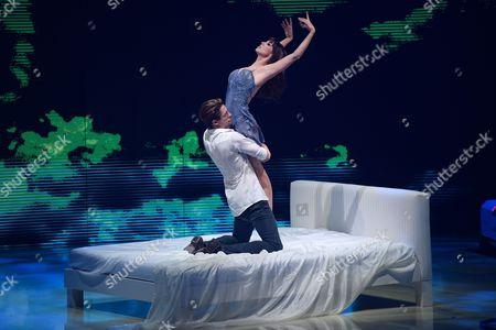 Editorial picture of 'Ballando con le stelle' TV show, Rome, Italy - 27 Feb 2017