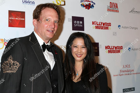 Editorial image of Style Hollywood Oscar Viewing Dinner, Los Angeles, USA - 26 Feb 2017