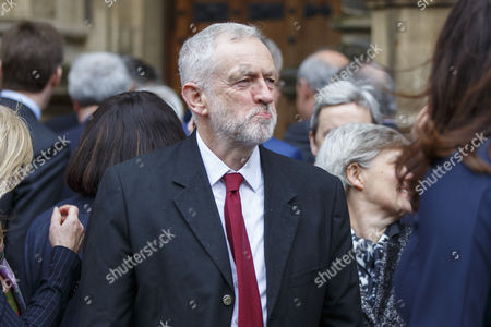 Stock Image of Labour leader Jeremy Corbyn