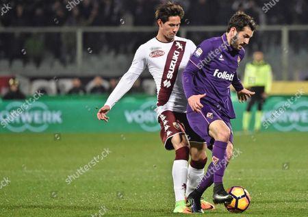 Riccardo Saponara and Daniele Baselli