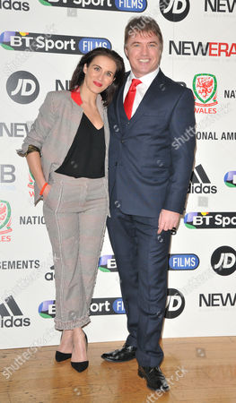 Stock Picture of Vicky McClure and Jonny Owen
