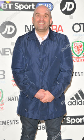 Stock Image of Shane Meadows
