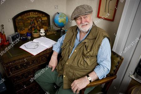 Editorial photo of Bill Maynard at home near Hinckley, Leicestershire, Britain - 30 Jan 2009