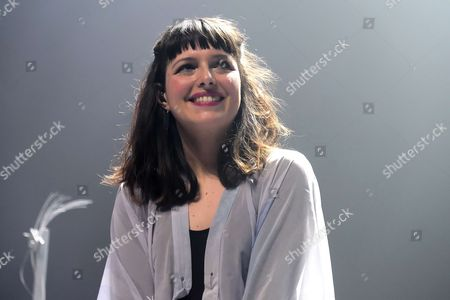 Stock Picture of Marion Gaume performing