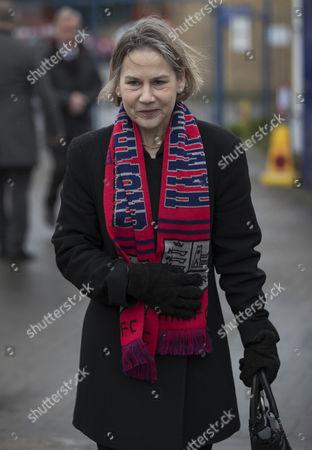 Tania Mathias MP