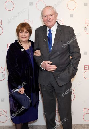 Dame Eileen Atkins and Julian Glover