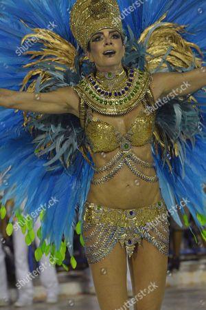 Editorial image of Rio Carnival, Rio de Janeiro, Brazil - 27 Feb 2017