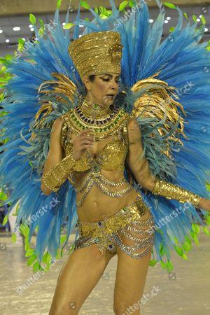 Editorial picture of Rio Carnival, Rio de Janeiro, Brazil - 27 Feb 2017