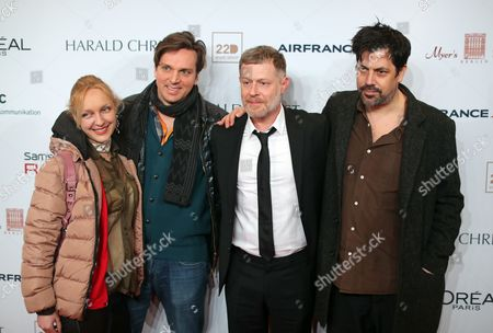 Editorial picture of Teddy Awards  - 67th Berlin Film Festival, Germany - 17 Feb 2017