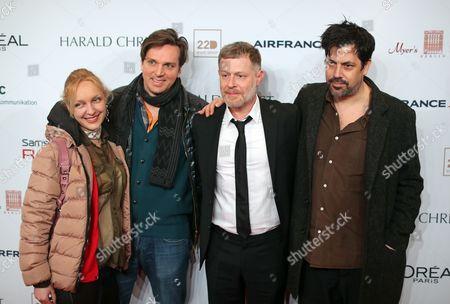 Editorial image of Teddy Awards  - 67th Berlin Film Festival, Germany - 17 Feb 2017