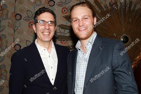 Jeffrey Blitz and Wyatt Russell