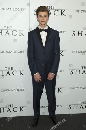 Editorial picture of 'The Shack' film premiere, New York, USA - 28 Feb 2017