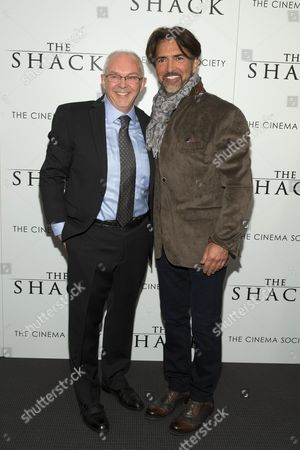 Editorial image of 'The Shack' film premiere, New York, USA - 28 Feb 2017