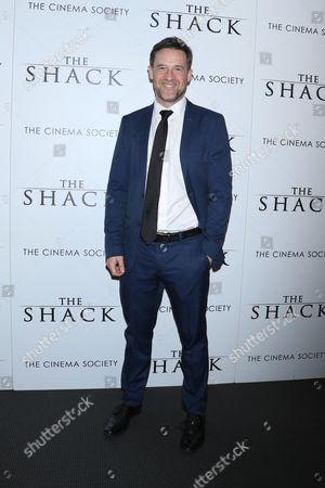Editorial photo of 'The Shack' film premiere, New York, USA - 28 Feb 2017