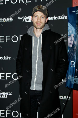 Editorial image of Marie Claire presents a New York Special Screening of Open Road's 'Before I Fall', USA - 28 Feb 2017