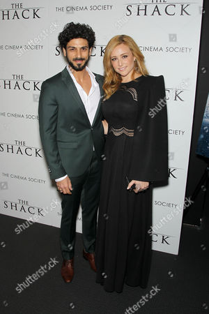 Editorial image of Lionsgate Hosts The World Premiere Of 'The Shack', New York, USA - 28 Feb 2017