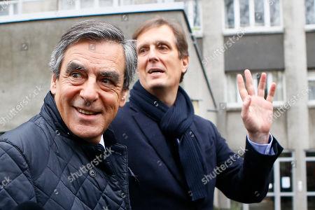 Editorial photo of Election Fillon, Paris, France - 01 Mar 2017